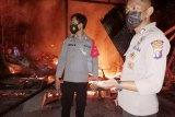 Kebakaran di Kotim hanguskan rumah perangkat desa