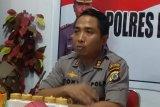 Kapolres Sangihe:  Rekomendasikan atlet voli yang ingin jadi Polisi