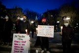 Perempuan lanjut usia Asia diserang, polisi New York tangkap pelakunya