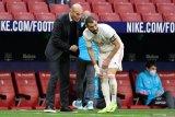 Zidane bingung Karim Benzema  diabaikan timnas Prancis