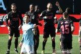 Real Madrid persempit jarak dengan Atletico setelah bungkam Celta 3-1