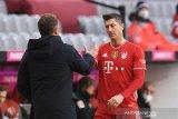 Lewandowski anggap kartu merah Davies jadi titik balik Muenchen