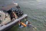 Tiga dari 16 penumpang kapal motor tenggelam di Teluk Jakarta meningal