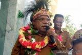 Bupati Eltinus Omaleng jamin keamanan Mimika selama PON XX Papua
