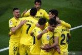 Villarreal menggasak Granada 3-0, Gerard Moreno cetak hattrick