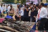 Polda Sumsel gelar operasi  penertiban senjata api ilegal