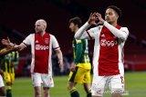 Liga Belanda-Ajax pesta lima gol ke gawang ADO Den Haag