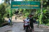 Nekat keluar rumah tanpa masker, diingatkan tentara Satgas TMMD