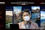 Menteri Sandiaga: Pariwisata-ekonomi kreatif ditarget sumbang PDB 10-12 persen