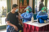 Dua kelurahan di Kota Yogyakarta berstatus zona kuning COVID-19