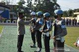 Terlibat pencurian senjata api dan desersi, 5 anggota polda dipecat