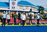 Jokowi ke Jawa Timur tinjau vaksinasi hingga resmikan infrastruktur