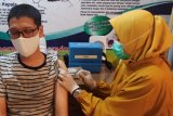 Hingga Senin, total penerima vaksin mencapai 5.567.280 orang