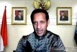 Nadiem: Pelestarian aksara Jawa mutlak dilakukan