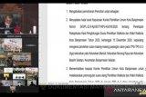 MK putuskan PSU Pilkada Kota Banjarmasin di tiga kelurahan