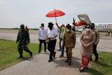 Penerbangan perdana Kupang-Pantar diluncurkan, ini harapan Ketua DPD RI
