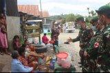 Satgas Pamtas RI-Timor Leste intensif patroli dan sosialisasi protokol kesehatan