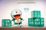 Doraemon Hijau menjadi duta keseimbangan ekologi Uniqlo