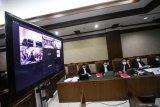KPK eksekusi dua terpidana penyuap mantan Mensos Juliari Batubara ke lapas