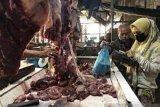 Pemerintah berusaha untuk memulihkan pasokan daging sapi dan kerbau di 2021