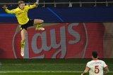 Luis Suarez pilih Haaland ketimbang Kylian Mbappe