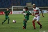 Tendangan bebas Jaimerson Xavier bawa Madura United kalahkan PSS Sleman 2-1