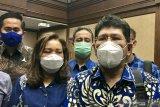 Pengurus Demokrat dengan 11 pengacara hadapi gugatan Marzuki Alie cs