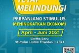 PLN siap jalankan keputusan pemerintah perpanjang stimulus listrik periode April -- Juni 2021