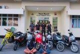 Enam pelaku curanmor dan penadah di Sumbawa Barat diringkus polisi, salah satunya wanita