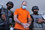 Buronan Interpol Rusia Andrey Kovalenka dideportasi dari Bali
