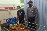 Seorang remaja di Lombok Utara ditemukan tergantung di pohon mangga