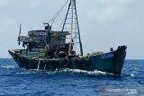 Nelayan Natuna kembali rekam aktivitas kapal ikan asing