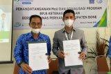 Pekerja sektor perikanan di Kabupaten Bone resmi dilindungi BPJAMSOSTEK
