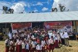 Polisi Piajar berikan layanan trauma healing siswa SD-SMP di Sugapa Intan Jaya