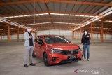 Lebih irit BBM, Honda City Hatchback RS siap mengaspal di Pekanbaru