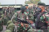 Personel Yonif Raider 613/Raja Alam dikirim ke Papua untuk pamtas