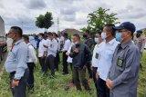 Pengadilan Kalianda eksekusi bangunan berdiri di atas lahan Itera