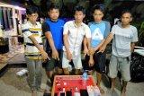Tim Ops Narkoba Polda NTB ringkus lima terduga penyalahgunaan narkotika di Lotim