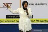 Mensos Tri Rismaharini berterima kasih kepada tenaga kesehatan dan relawan COVID-19