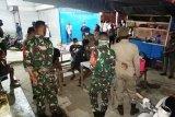 Satgas COVID-19 Kodim Jayapura rutin gelar patroli Yustisi