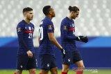 Prancis awali kualifikasi Piala  Dunia 2022 ditahan imbang Ukraina