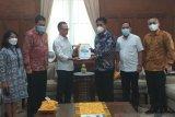 Bupati Sangihe temui Wamenlu jajaki kerja sama dengan Filipina