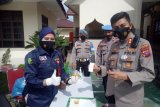Polisi tangkap pengedar sabu saat kendarai motor di Agam