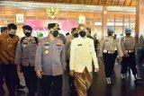 Bersama Wali Kota Solo, Kapolri tinjau vaksinasi pemuka lintas agama