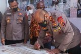 Kapolda Papua resmikan laboratorium tes usap RS Bhayangkara di Jayapura