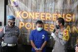 Polres Bantul tangkap pelaku penipuan yang mengaku polisi