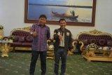 Pemkab Minahasa Tenggara jajaki kerja sama dengan Pemkab Gorontalo