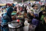 BPOM Dharmasraya akan lakukan ini, untuk  lindungi konsumen agar pangan dijual pasar pabukoan aman dikonsumsi