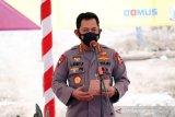 Kapolri: Polisi olah TKP lokasi ledakan depan Gereja Katedral Kota Makassar