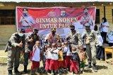 Binmas Noken tebarkan kebahagiaan warga di Intan Jaya